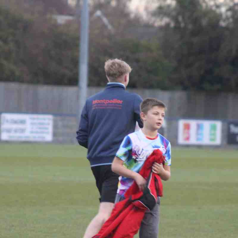 Barton Juniors Under-9's Penalty Shootout | Saturday 3rd November 2018