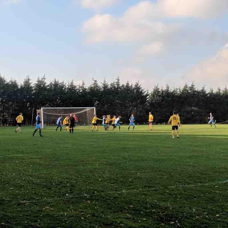Reserves vs. Brandesburton | Saturday 17th November | Cup