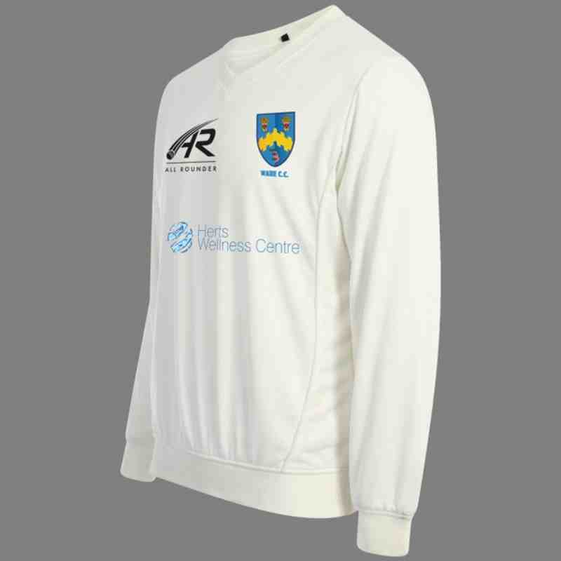 New 2017 Ware CC playing sweater (long sleeved)
