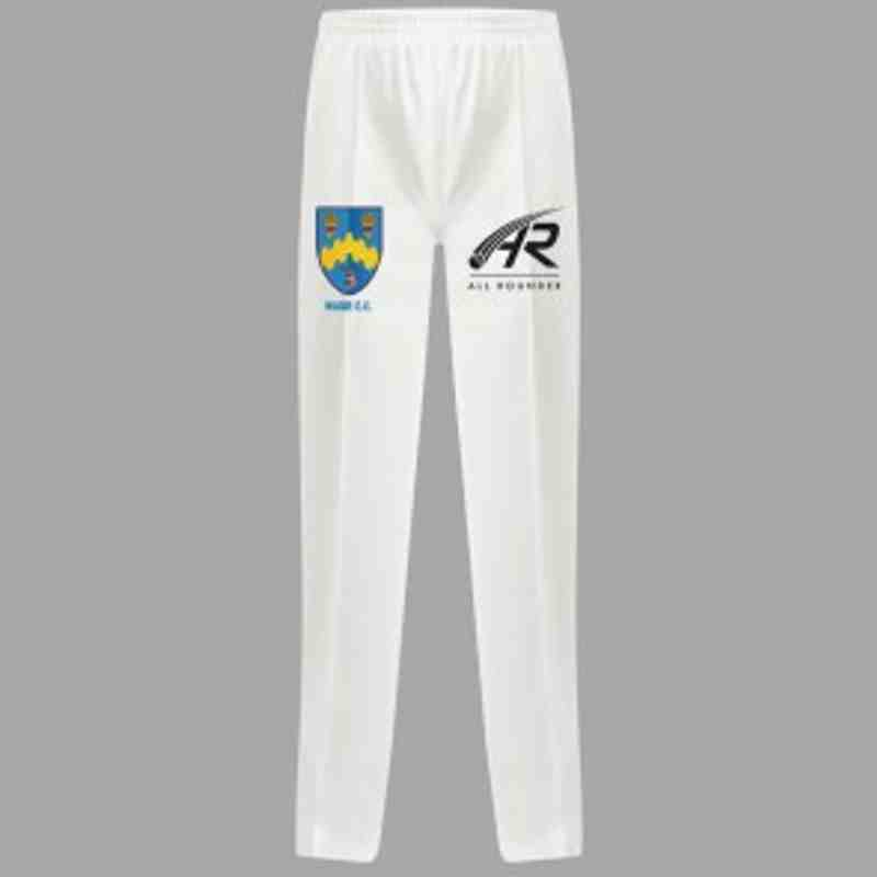 New 2017 Ware CC playing trousers