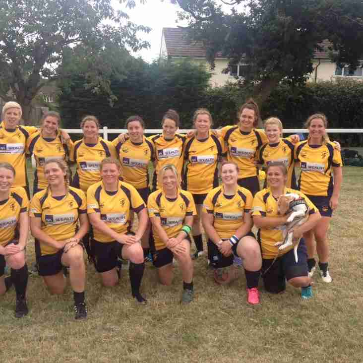 Ladies vs Marlow Match Report