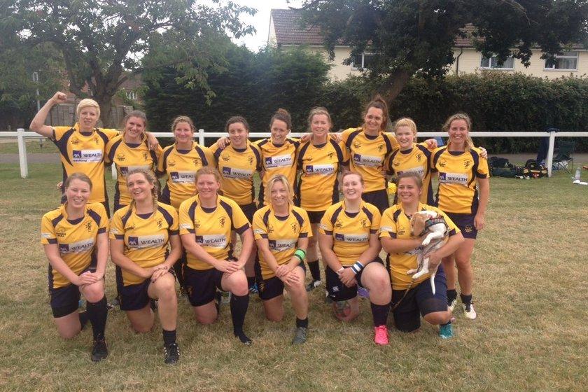 Ladies vs Marlow Match Report