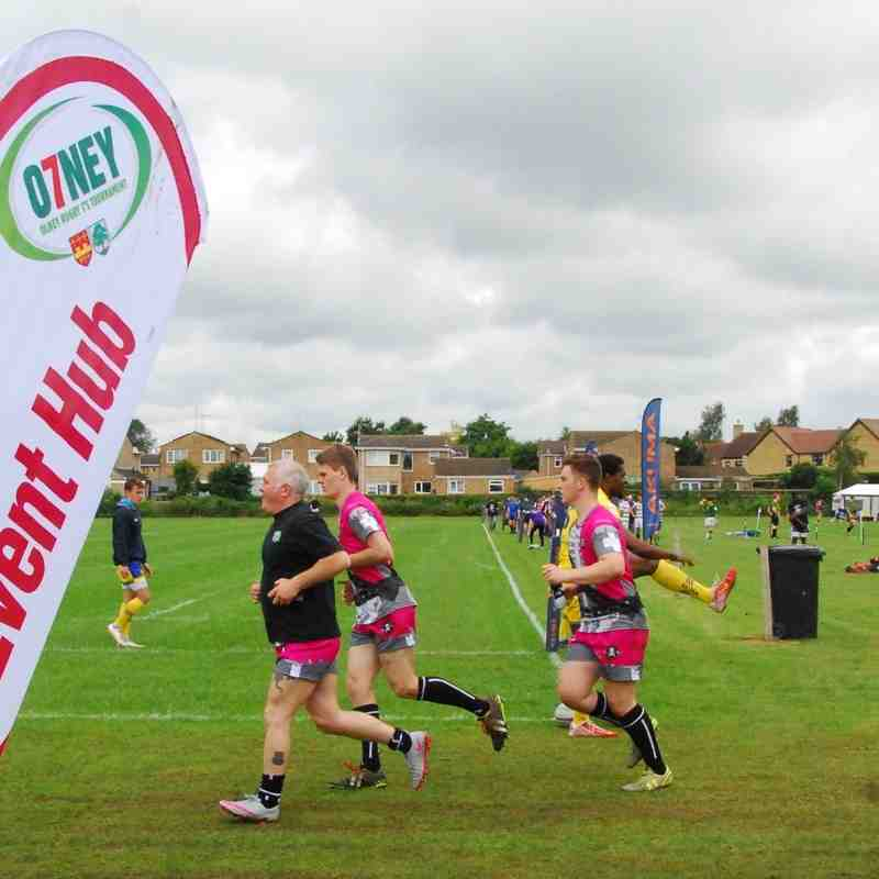 Mens Rugby - Olney 7s 2016
