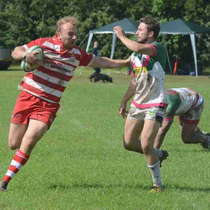 Countdown to Olney 7s - this weekend!