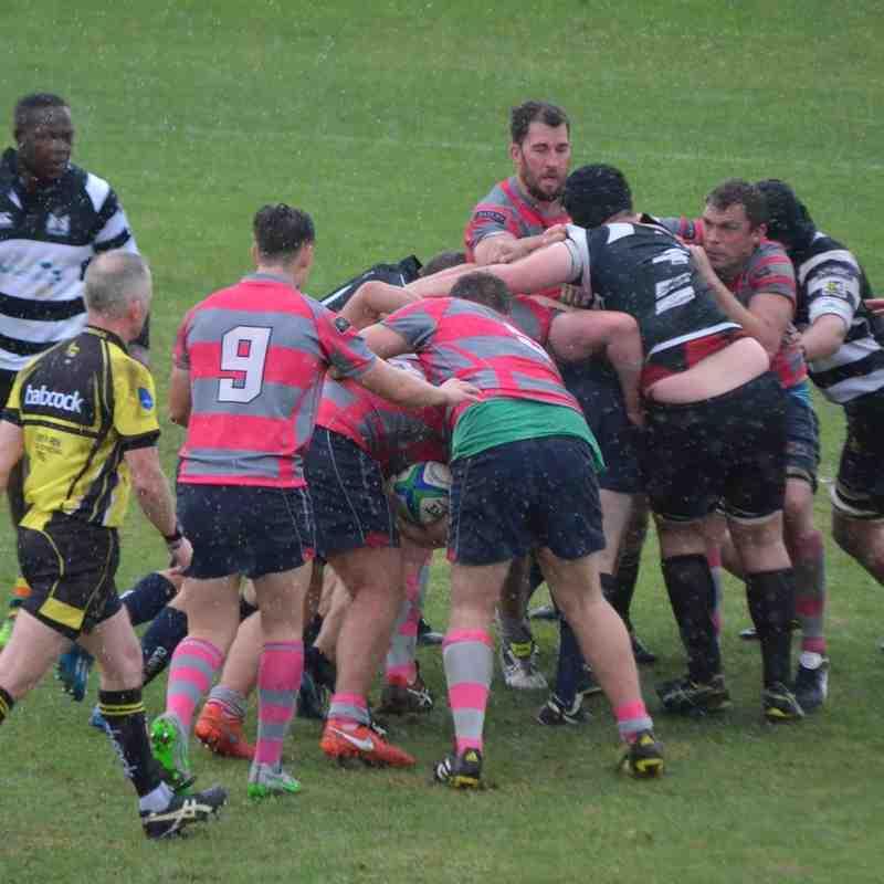 1st XV v Milton Keynes - 2nd half (03 Sept 2016)