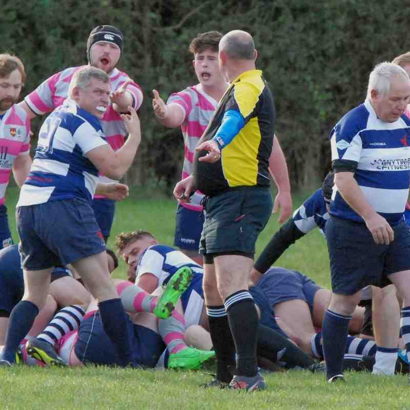 2nd XV v Leighton Buzzard (5th November 2016)