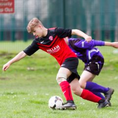 Hempstead Valley U15 v Anchorians 150418