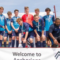 U15s Anchoriansn Tournament 240618
