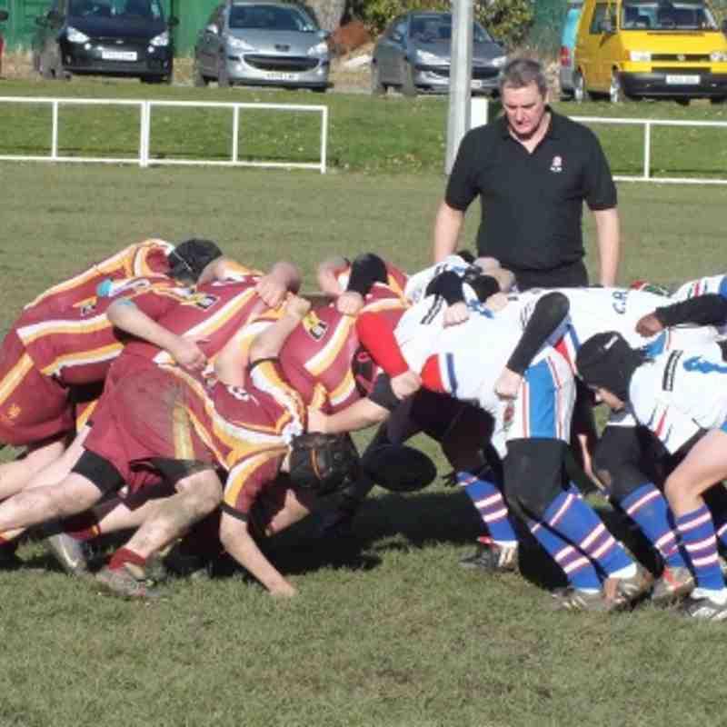 Rnd 2 Yorkshire Cup v Castleford 11,11,12