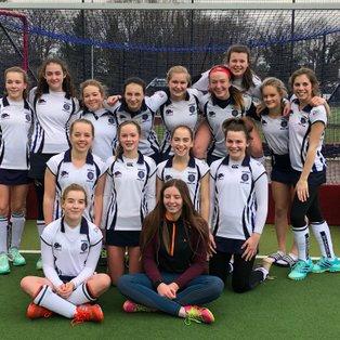 Woking Girls Under 16's 2 Maidenhead Girls Under 16's A's 3