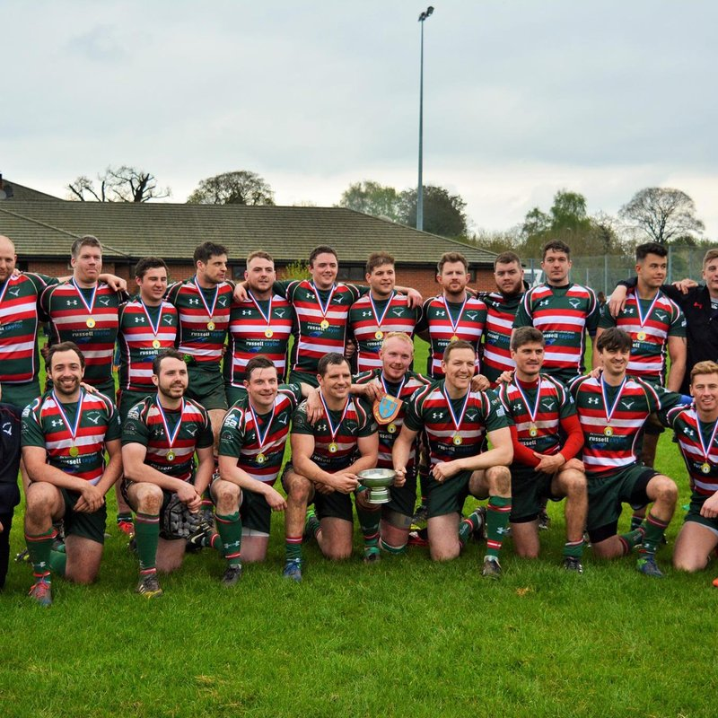 1st XV V Winnington Park 17th April