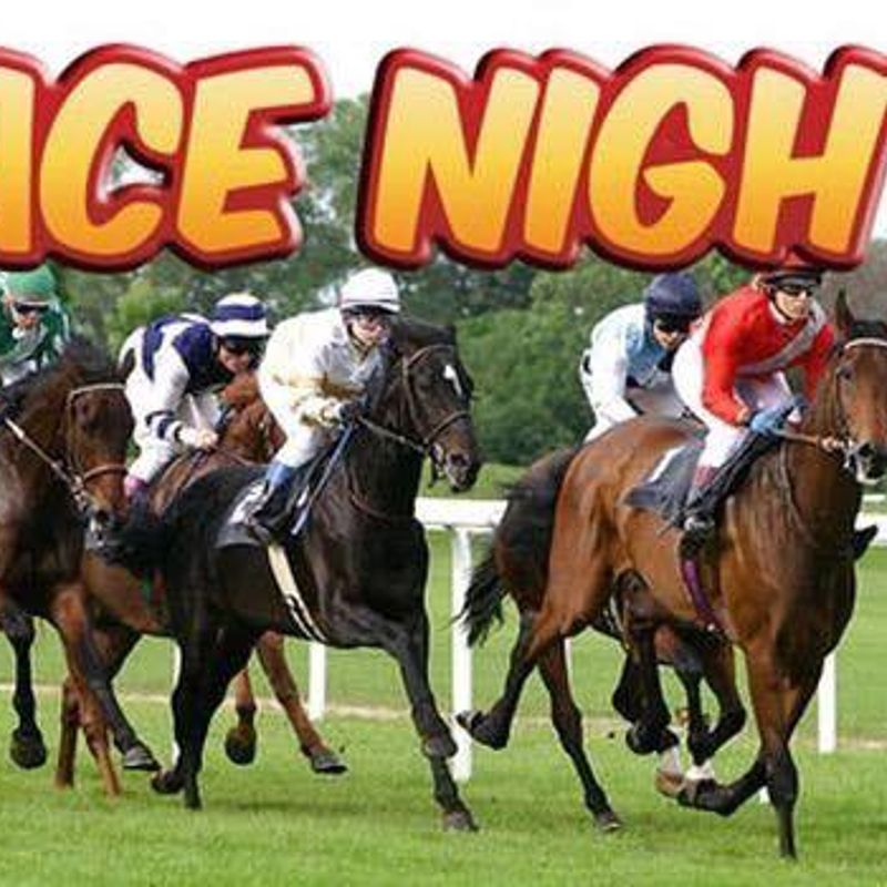 Charity Night 'At the races'  In Aid of Tom