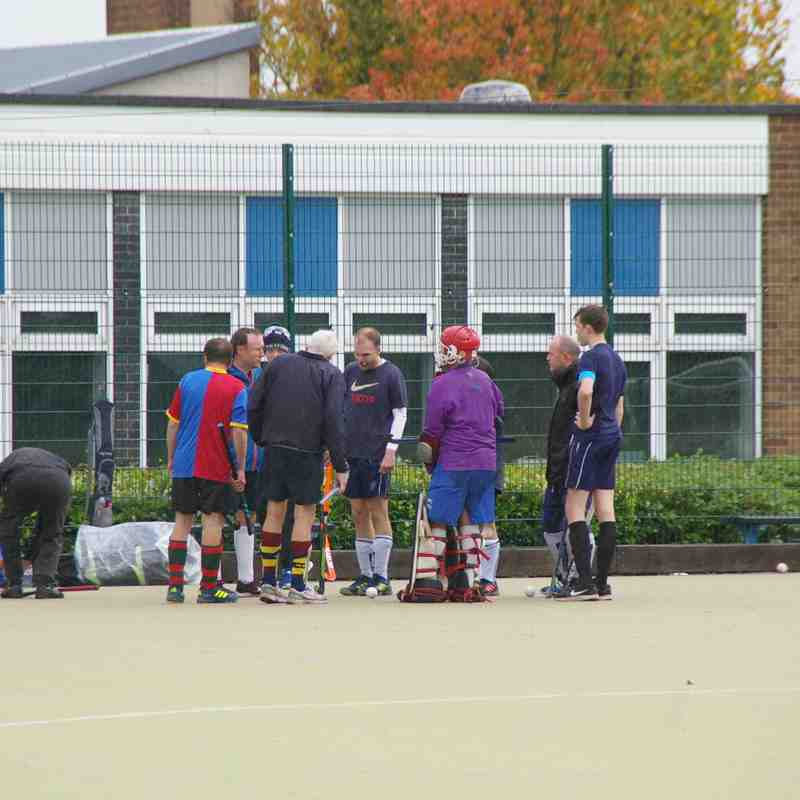 Merlins versus Stoke Park