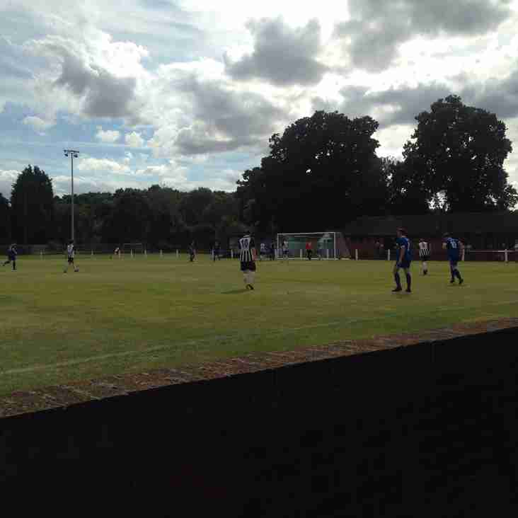 UCL Div 1: Potton 3 Daventry 2