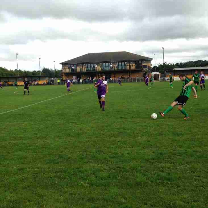 UCL Division 1: Daventry 2 Blackstones 1