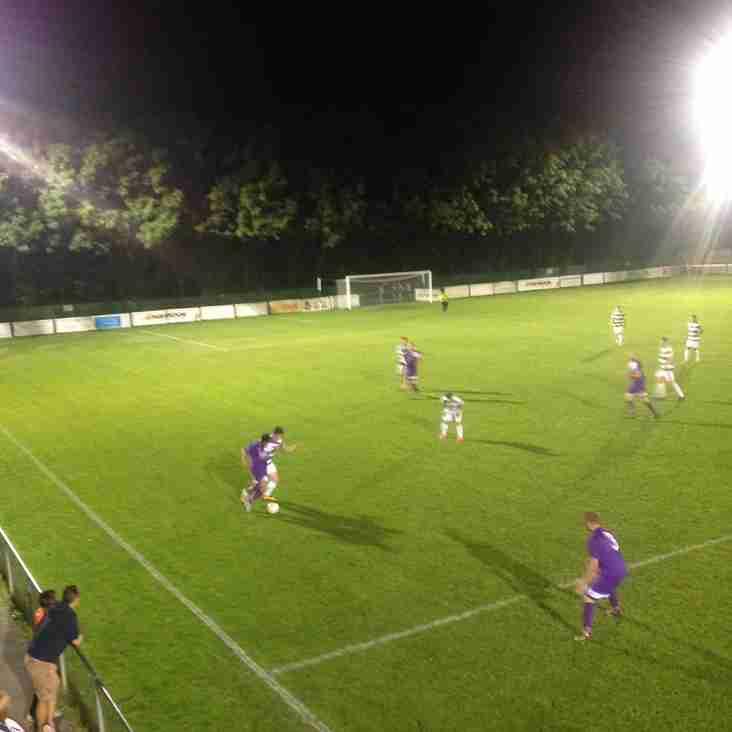 UCL Div 1: Daventry 2 Lutterworth 0