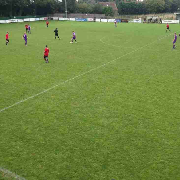 FA Vase Second Qualifying Round: Daventry Town 4 Edgware Town 1