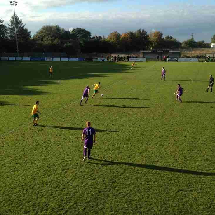UCL: Daventry 4 Melton 2