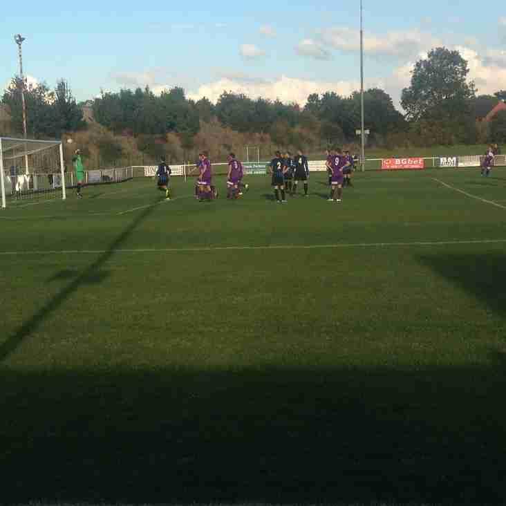 Burton Park 0 Daventry 4
