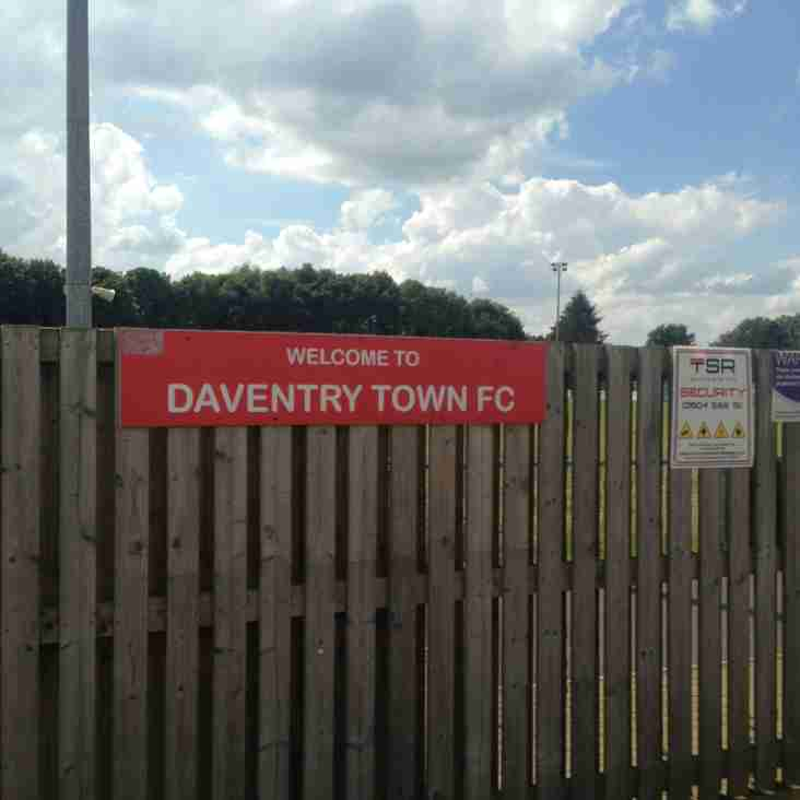 Daventry Town vs ON Chenecks