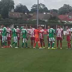 VCD Athletic 0-2 Bowers & Pitsea