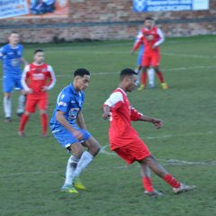 Gresley 0 Newcastle Town 1