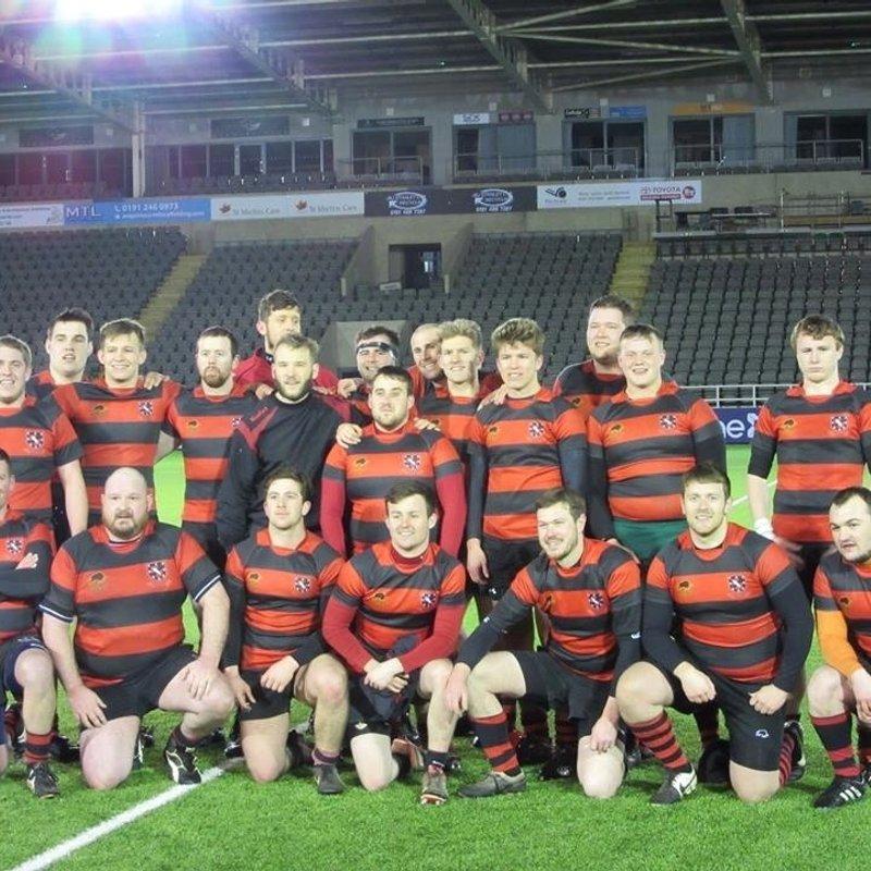 Club Trip - Falcons v Exeter!