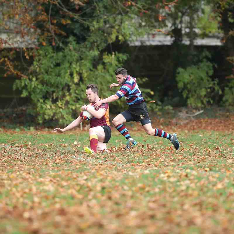 The Ultimates 3rd XV vs Northampton BBoB 2nd XV
