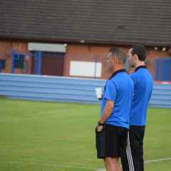 Pre-season: Post match interview with Billy Swiatek (Eccleshill United FC 3-1 Bradford City Select XI)