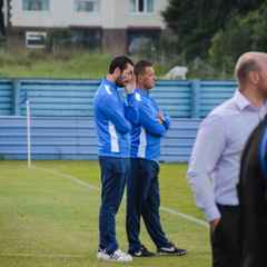 League: Post match interview with Sean Regan (Eccleshill United FC 4-3 Brigg Town FC)
