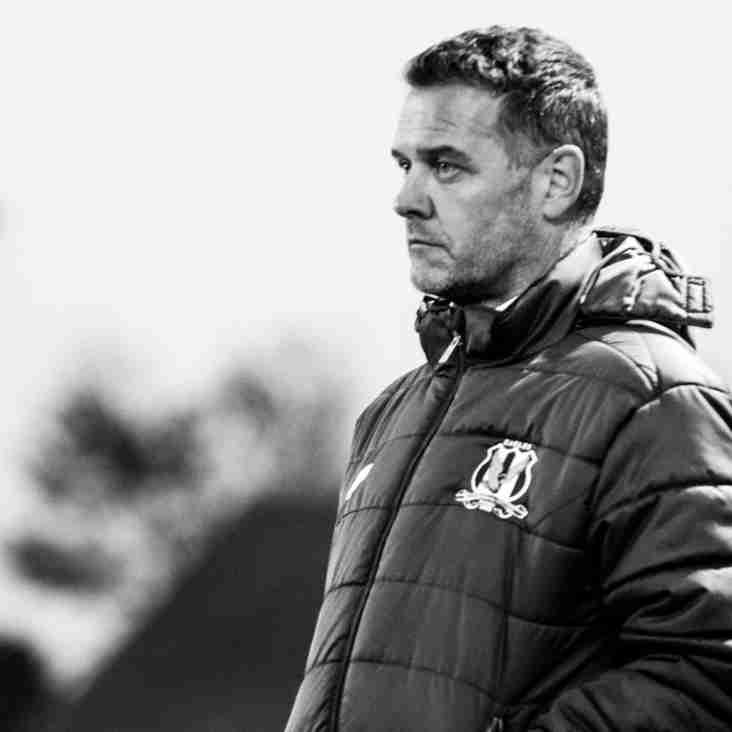 League: Post-match interview with Sean Regan (Glasshoughton Welfare 2-0 Eccleshill United FC)