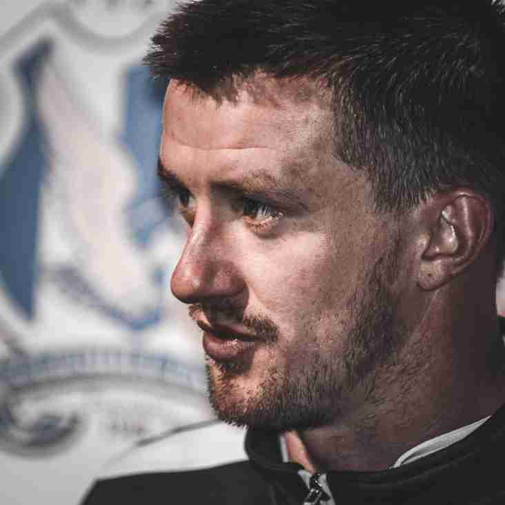 Post Match Interview: Charlie Flaherty (Glasshoughton Welfare 2-0 Eccleshill United)