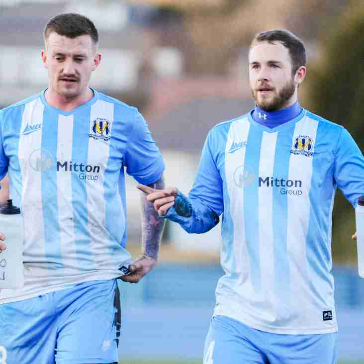 Post Match Interview: Andy Cooper (Swallownest 2-1 Eccleshill United)