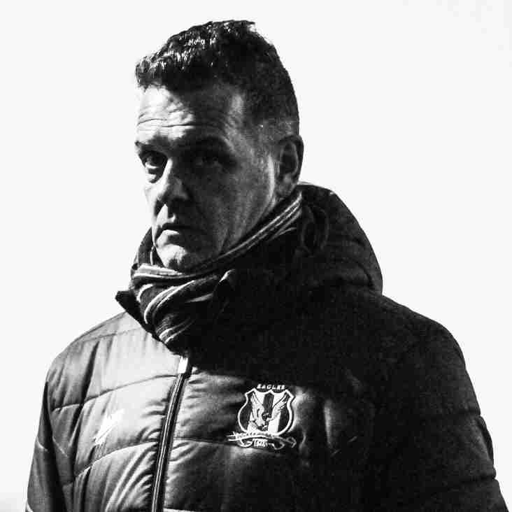 League: Post-match interview with Sean Regan (AFC Emley 2-2 Eccleshill United FC)