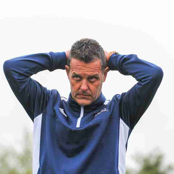 Pre-Season: Post-match interview with Sean Regan (Eccleshill United FC 1-2 Brighouse Town)