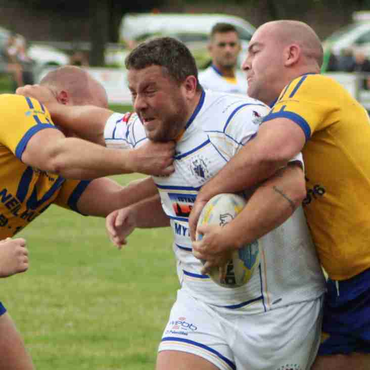 Crosfields returned back to winning ways with a hard fought victory over Salford City Roosters.Crosfields returned back to winning ways with a hard fought victory over Salford City Roosters.