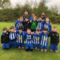 Under 12 Whites lose to Bromley Heath United 7 - 4