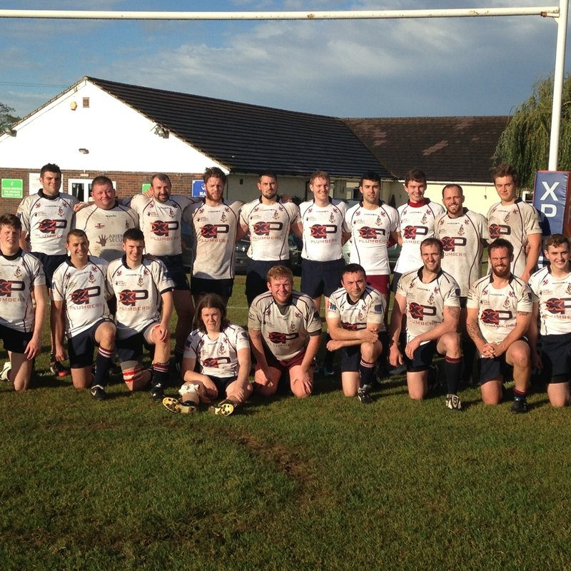 3rd XV lose to Old Alleynians III 45 - 5