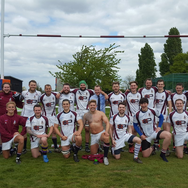 Sidcup 3's 25 - 13 Old Elthamians 3's