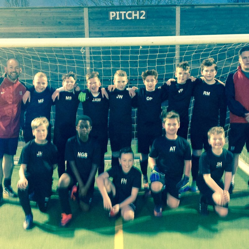 BSU win first 11-a-side game in style. BSU 12 - 1 Keynsham Town Colts