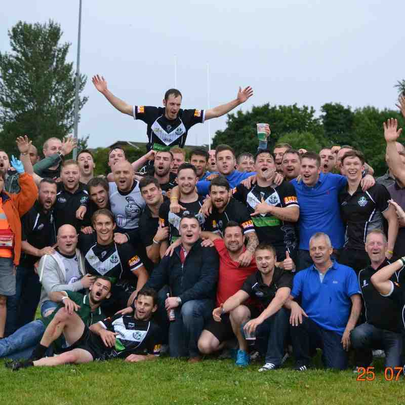 Gateshead Storm Vs Stanningley 25/07/2015