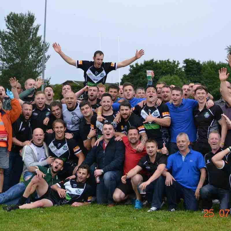 Gateshead Storm Vs Stanningley 25/07/2015