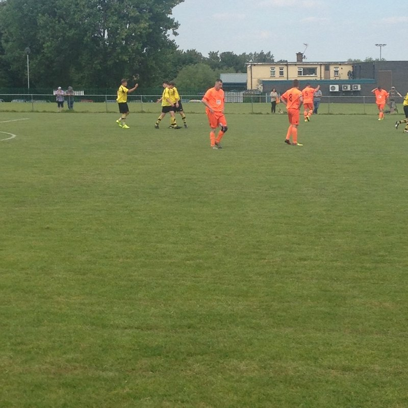 EXTRA TIME DEFEAT FOR 2ND TEAM