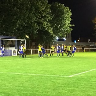 NOSTELL SUFFER DEFEAT IN THE LEAGUE CUP