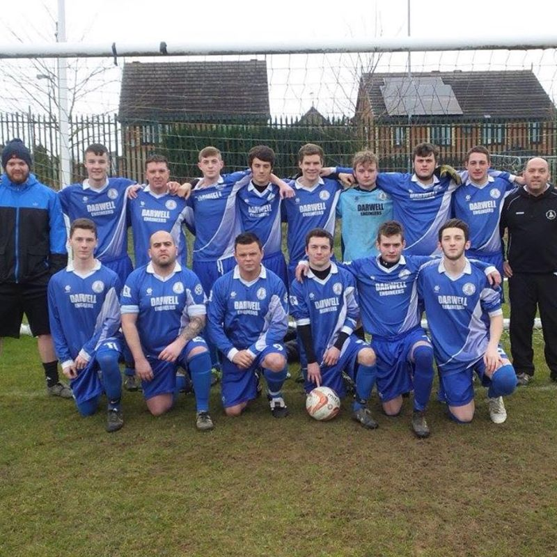 Sunday Team beat Wakefield Athletic 3 - 5