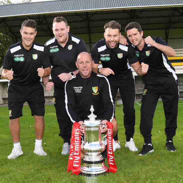 The FA Cup visits Cornwall