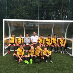 Loughborough Dynamo Golds Under 14's