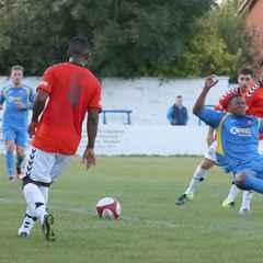 Radcliffe Borough v Mossley FC
