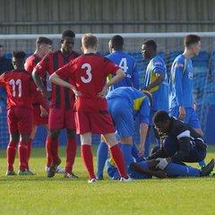 Radcliffe Borough v Goole AFC