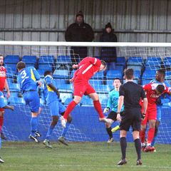 Radcliffe Borough v Droylsden